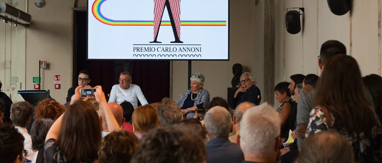 Cerimonia Premio Carlo Annoni