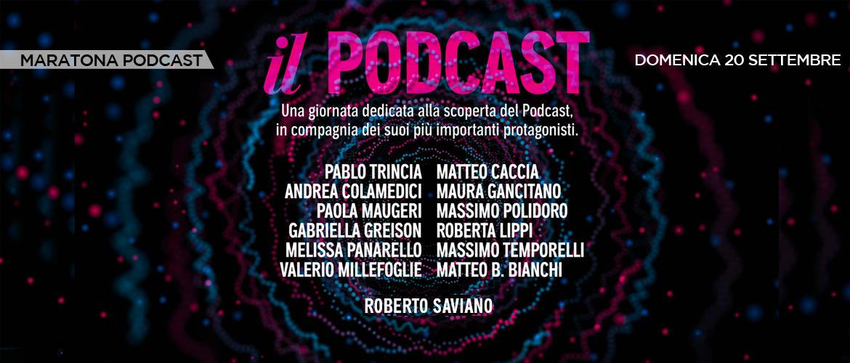 Maratona podcast